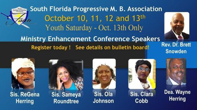 Conference slide for web